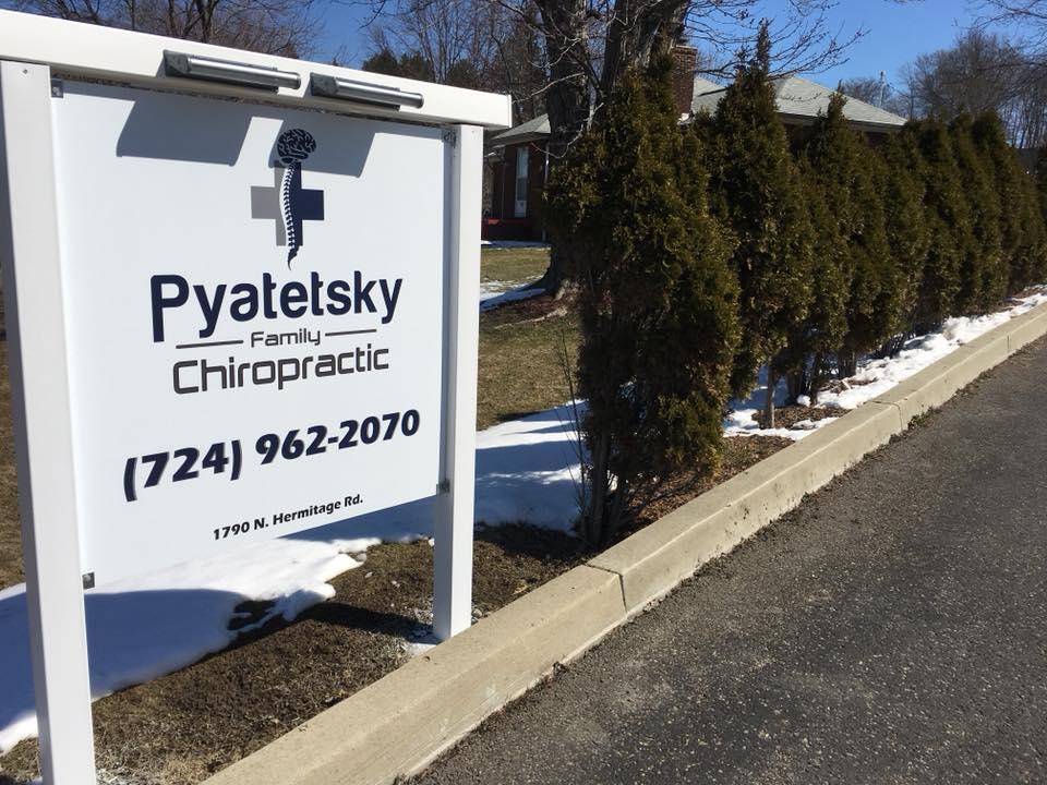 Pyatetsky Family Chiropractic, Hermitage PA